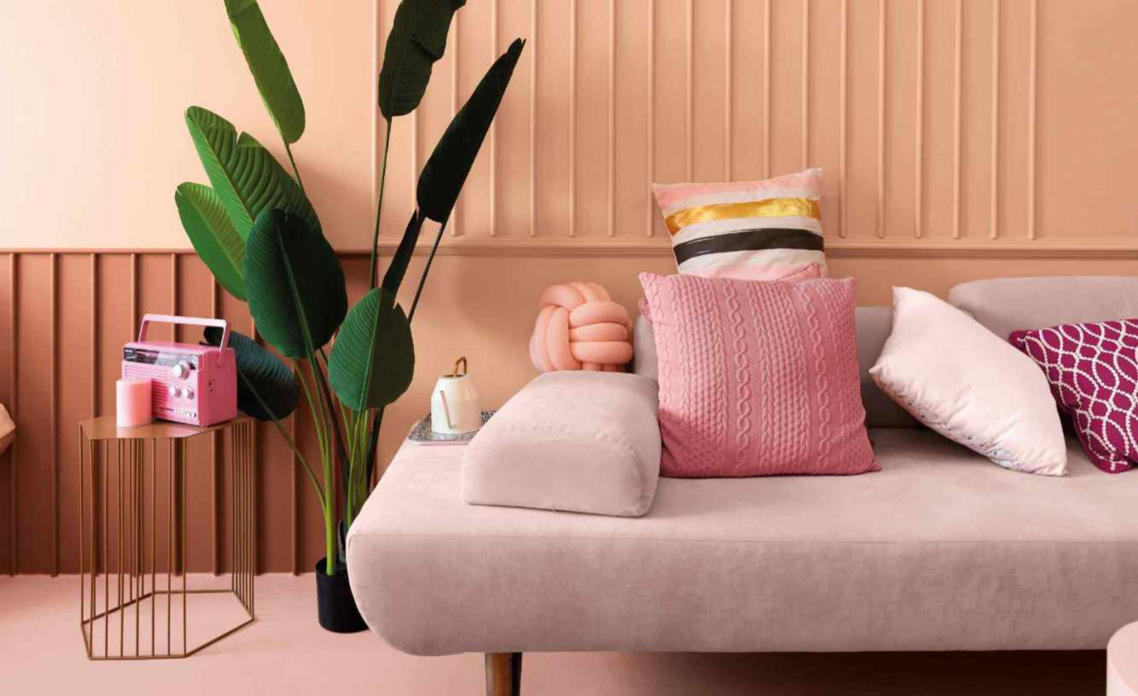 La vie en rose… em sua casa!