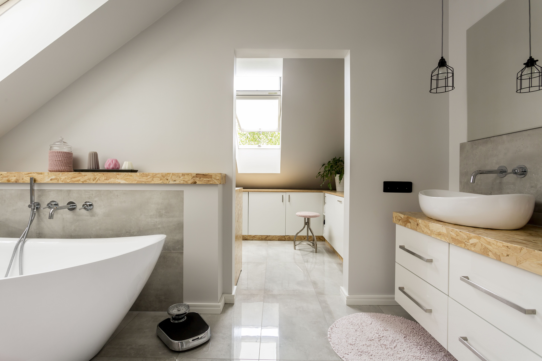 A escolha natural para cozinhas e casas de banho