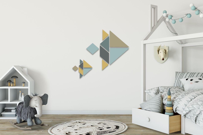 Novas tendências: geometria