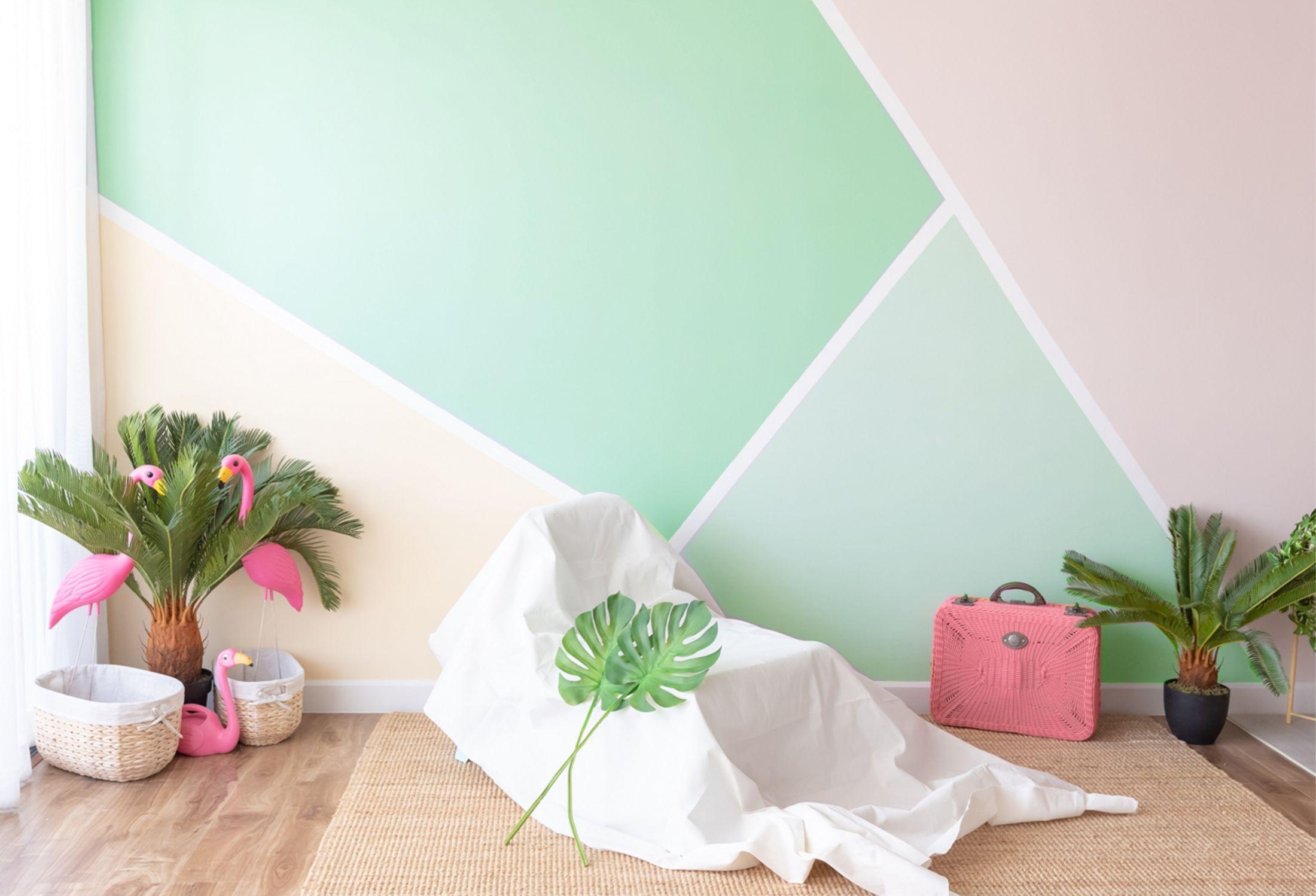 Amigos Improváveis: Rosa e Verde