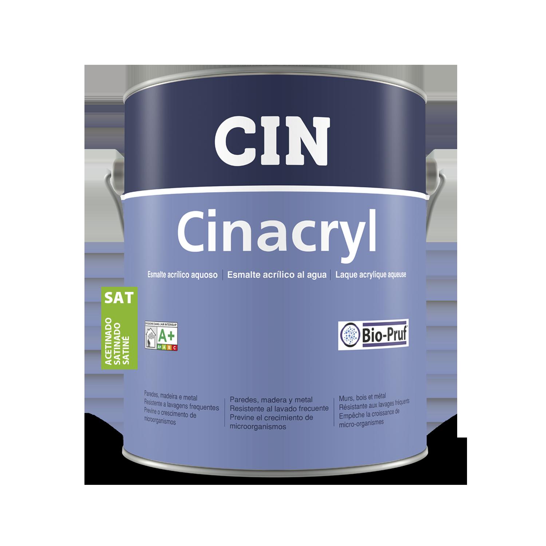 Cinacryl Satin